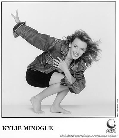 Kylie Minogue Promo Print  : 8x10 RC Print