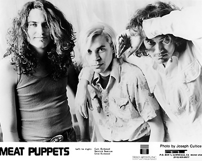Meat Puppets Promo Print  : 8x10 RC Print