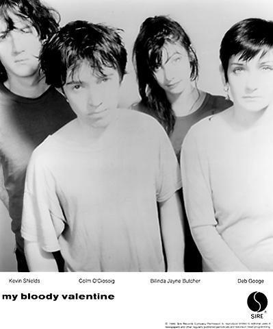 My Bloody Valentine Promo Print  : 8x10 RC Print