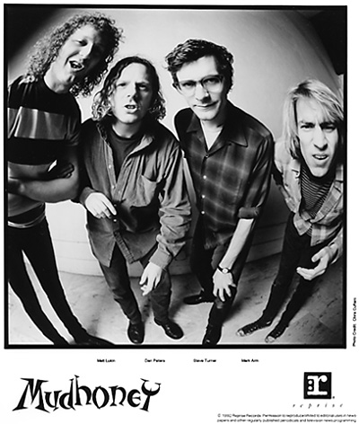 Mudhoney Promo Print  : 8x10 RC Print
