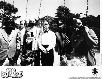 Mr. Bungle Promo Print  : 8x10 RC Print