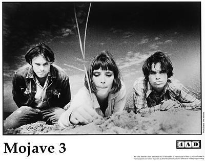 Mojave 3 Promo Print  : 8x10 RC Print