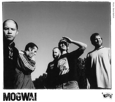 Mogwai Promo Print  : 8x10 RC Print