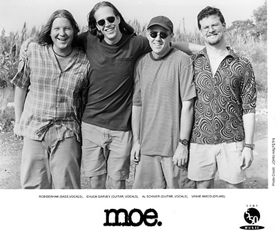 moe. Promo Print  : 8x10 RC Print
