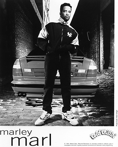 Marley Marl Promo Print  : 8x10 RC Print