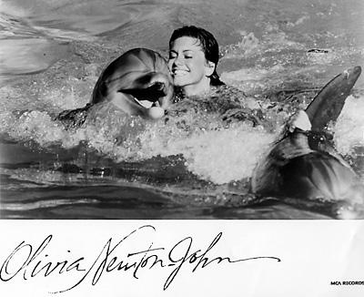 Olivia Newton-John Promo Print  : 8x10 RC Print