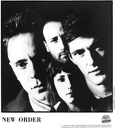 New Order Promo Print  : 8x10 RC Print