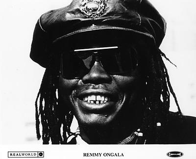 Remmy Ongala Promo Print  : 8x10 RC Print
