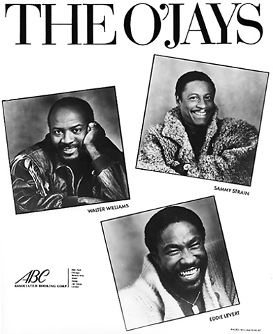 The O'Jays Promo Print  : 8x10 RC Print