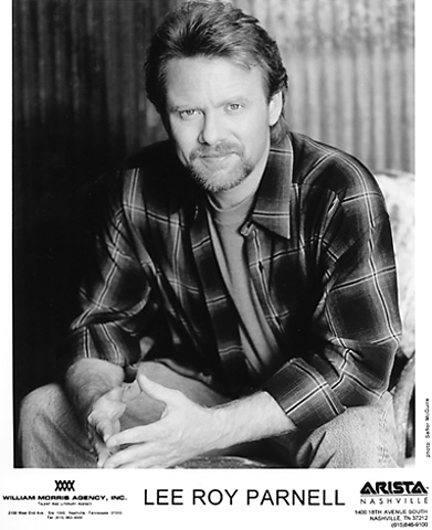 Lee Roy Parnell Promo Print  : 8x10 RC Print