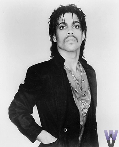 Prince Vintage Print  : 8x10 RC Print