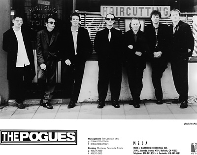 The Pogues Promo Print  : 8x10 RC Print