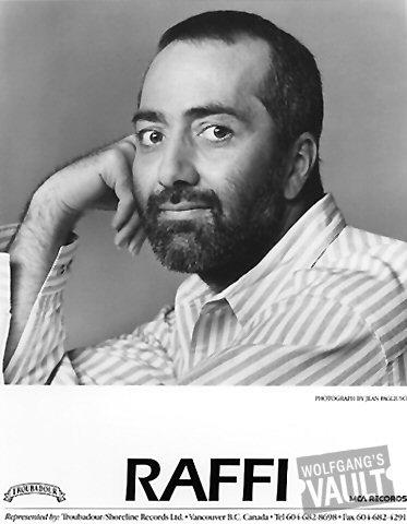 Raffi Promo Print  : 8x10 RC Print