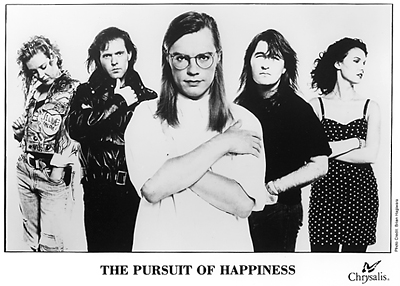 Pursuit of Happiness Promo Print  : 8x10 RC Print