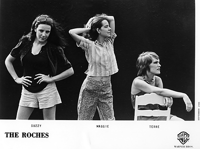 The Roches Promo Print  : 8x10 RC Print