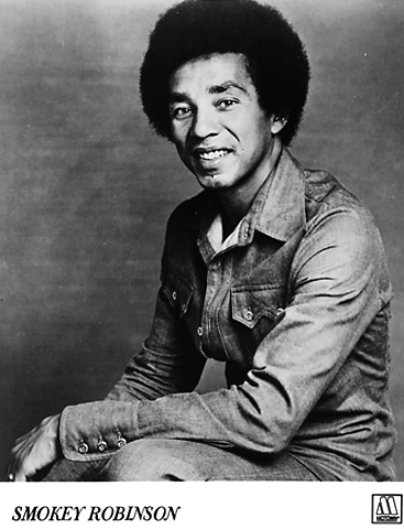 Smokey Robinson Promo Print  : 8x10 RC Print