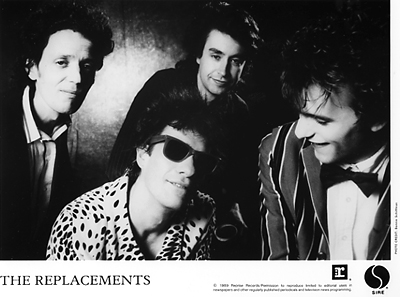 The Replacements Promo Print  : 8x10 RC Print
