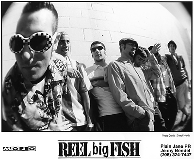 Reel Big Fish Promo Print  : 8x10 RC Print