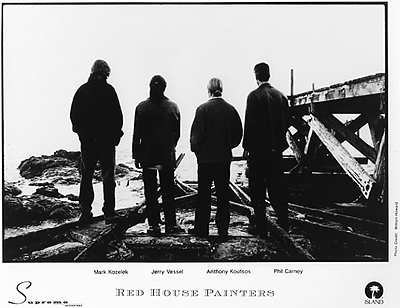 Red House Painters Promo Print  : 8x10 RC Print
