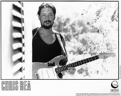 Chris Rea Promo Print  : 8x10 RC Print