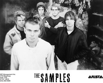 The Samples Promo Print  : 8x10 RC Print