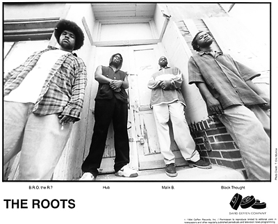 The Roots Promo Print  : 8x10 RC Print