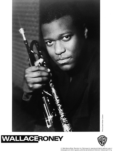 Wallace Roney Promo Print  : 8x10 RC Print