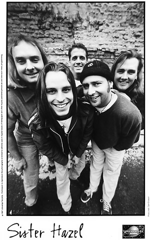 Sister Hazel Promo Print  : 8x10 RC Print