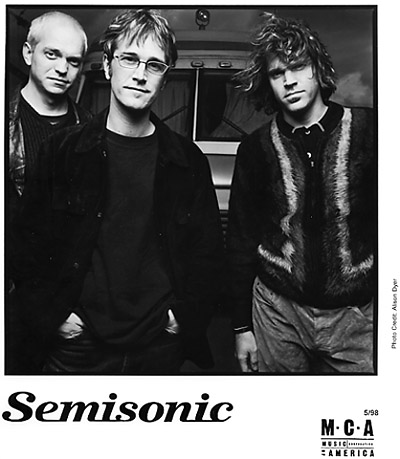 Semisonic Promo Print  : 8x10 RC Print