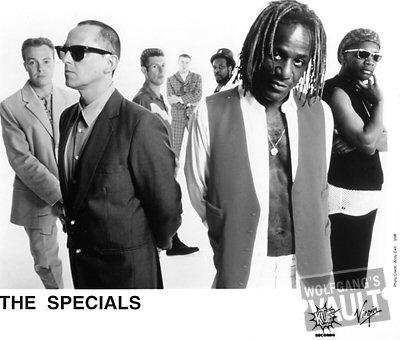 The Specials Promo Print  : 8x10 RC Print