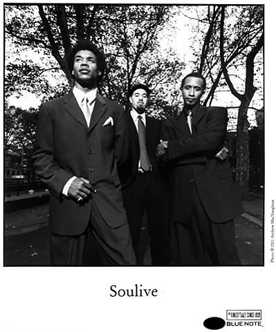 Soulive Promo Print  : 8x10 RC Print