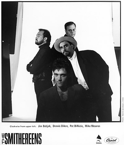 The Smithereens Promo Print  : 8x10 RC Print