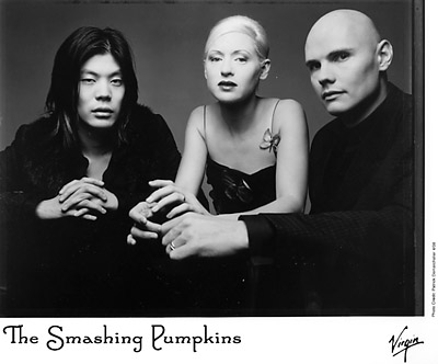 The Smashing Pumpkins Promo Print  : 8x10 RC Print