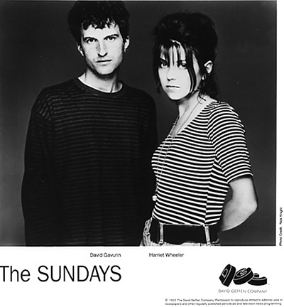 The Sundays Promo Print  : 8x10 RC Print