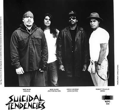 Suicidal Tendencies Promo Print  : 8x10 RC Print