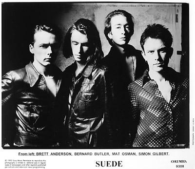 Suede Promo Print  : 8x10 RC Print