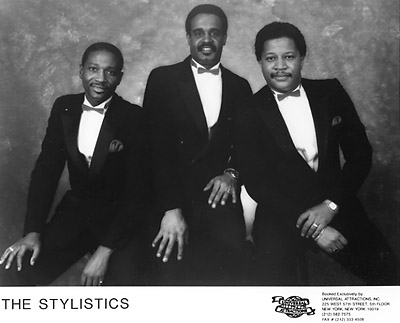 The Stylistics Promo Print  : 8x10 RC Print