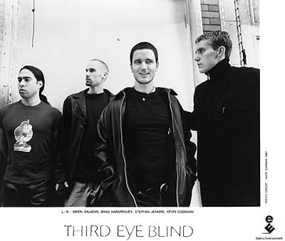Third Eye Blind Promo Print  : 8x10 RC Print