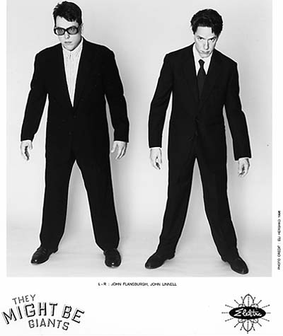 They Might Be Giants Promo Print  : 8x10 RC Print