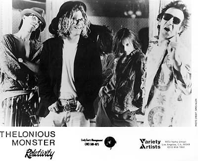 Thelonious Monster Promo Print  : 8x10 RC Print