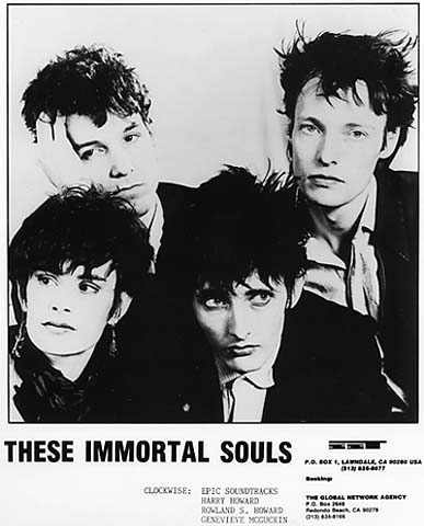 These Immortal Souls Promo Print  : 8x10 RC Print