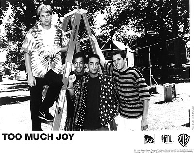 Too Much Joy Tour Dates
