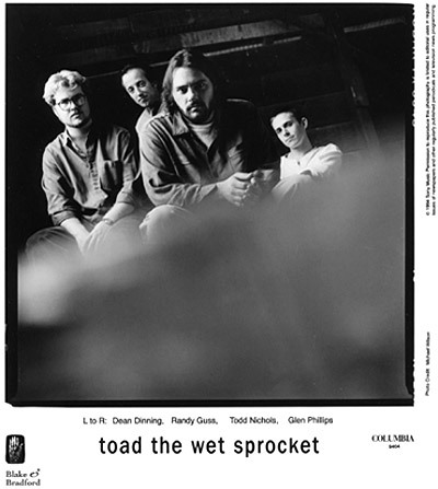 Toad The Wet Sprocket Promo Print  : 8x10 RC Print