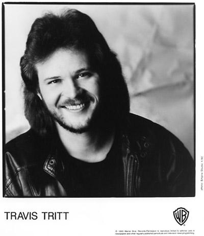 Travis Tritt Promo Print  : 8x10 RC Print