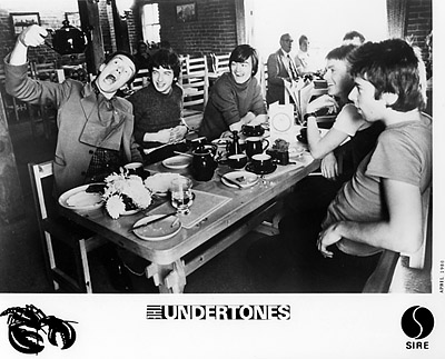 The Undertones Promo Print  : 8x10 RC Print