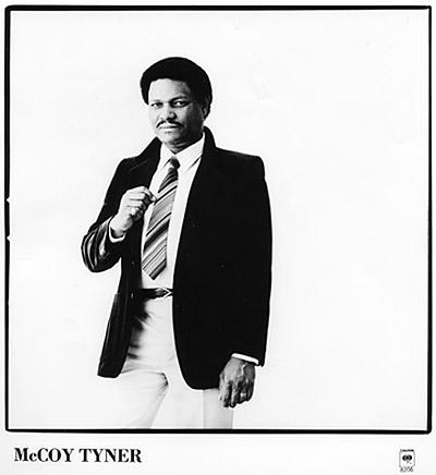 McCoy Tyner Promo Print  : 8x10 RC Print