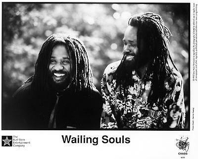 Wailing Souls Promo Print  : 8x10 RC Print