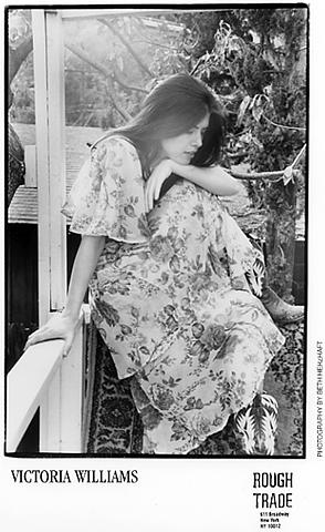 Victoria Williams Promo Print  : 8x10 RC Print