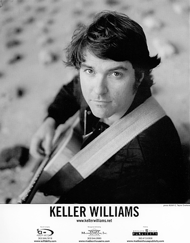 Keller Williams Promo Print  : 8x10 RC Print