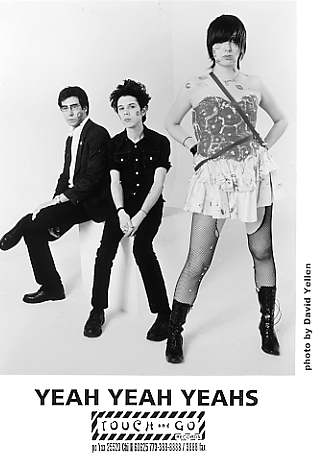 Yeah Yeah Yeahs Promo Print  : 5x7 RC Print